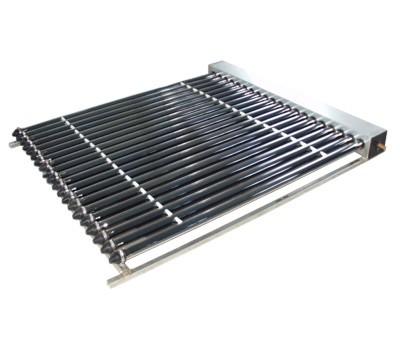 Ηλιακός συλλέκτης με λάμπες κενού για ηλιακά συστήματα βεβιασμένης κυκλοφορίας (διαιρούμενα)