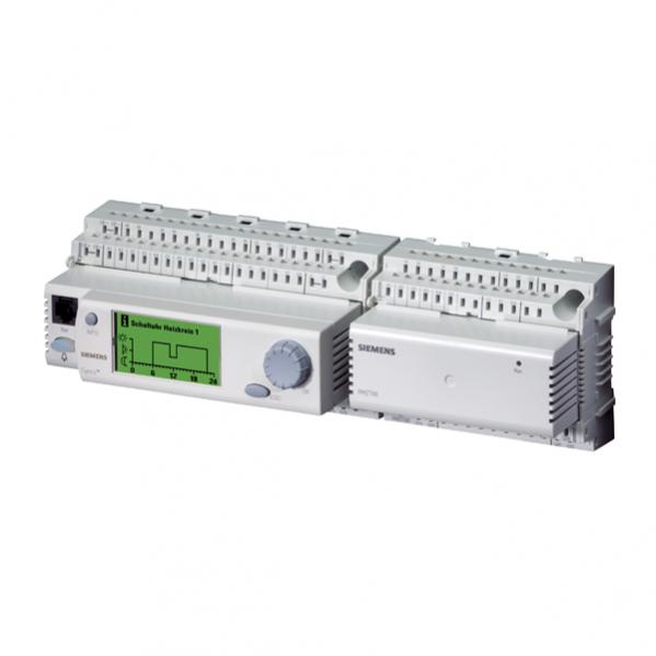 Siemens Heating controller- Ελεγκτής θέρμανσης κατάλληλος για εφαρμογές θέρμανσης και ψύξης της σειράς Synco 700