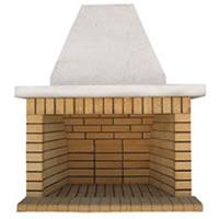 Ανοικτή εστία καύσης ξύλου / τζάκι