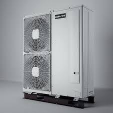 Εξωτερική μονάδα αντλίας θερμότητας για οικιακή χρήση